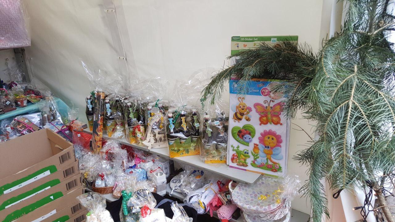 Preise für den Steppke e.V. für den Weihnachtsmarkt 2017